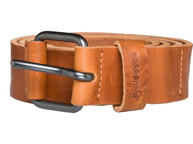Norrøna /29 Leather Belt brown